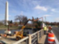 Milani Construction Kutz Bridge Project