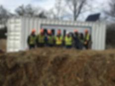 Milani Construction Employees