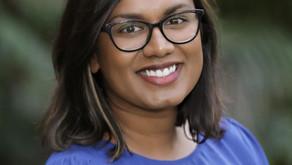Better Know A Board Member - Charuni Kurumbalapitiya