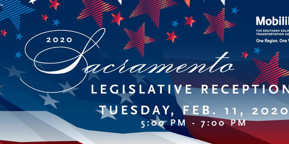 2020 Mobility 21 Sacramento Legislative Reception