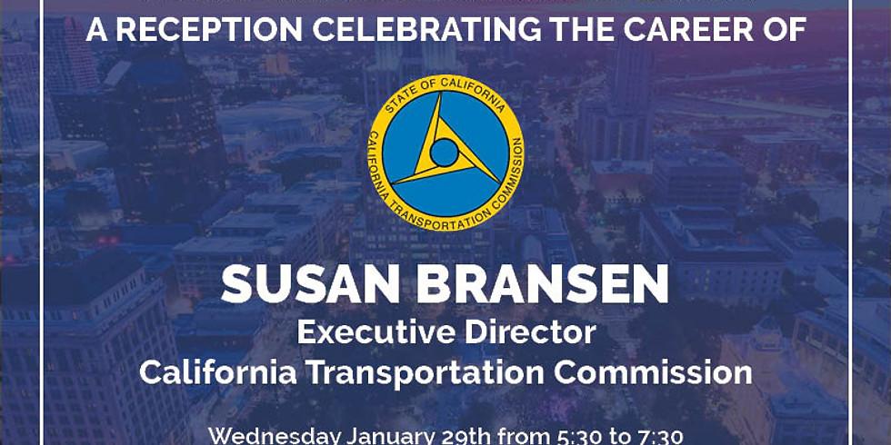 Reception Honoring Susan Bransen