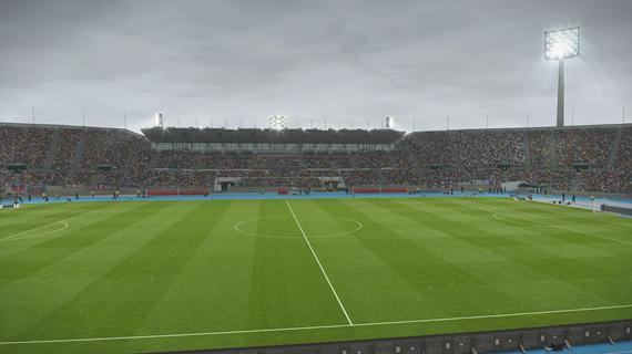 Estadio Nacional - Chile