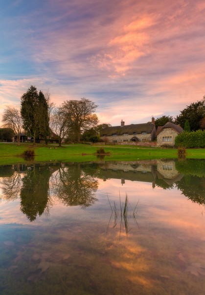 Ashmore Afterglow Reflections