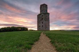 Horton Tower Sunset