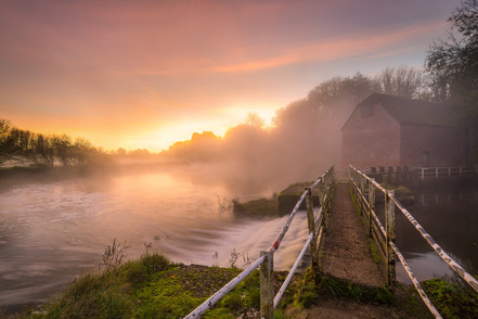 The Misty Mill