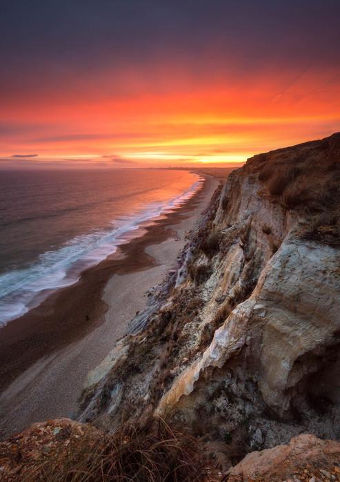 The Crumbling Cliffs
