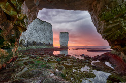 Old Harry Arch