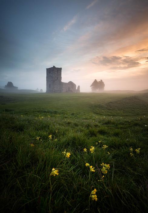 The Misty Church