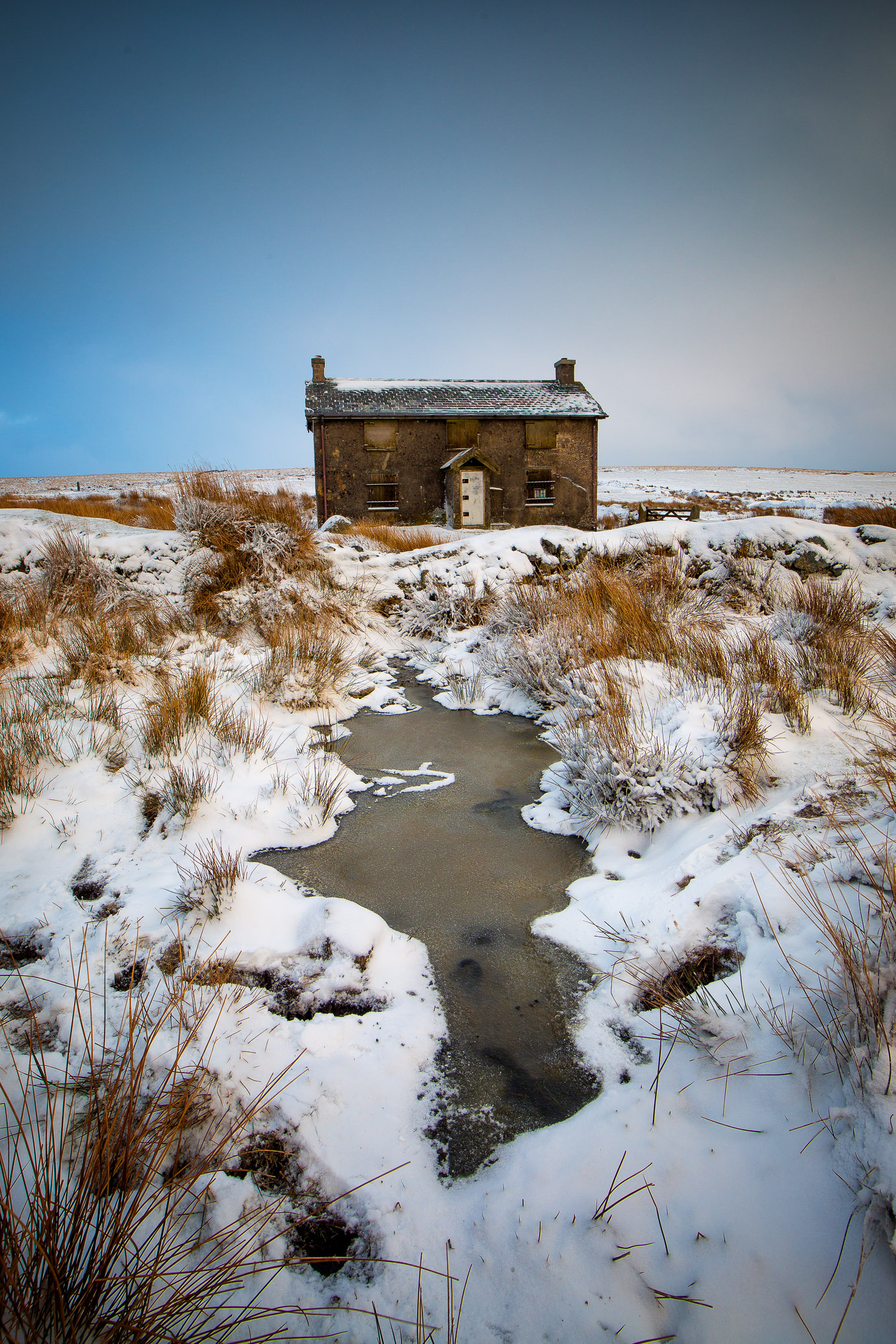 Icy Cottage