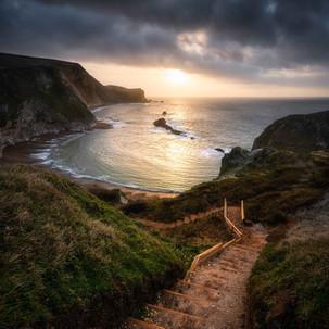 Man 'O' War Bay Dorset Jurassic Coast