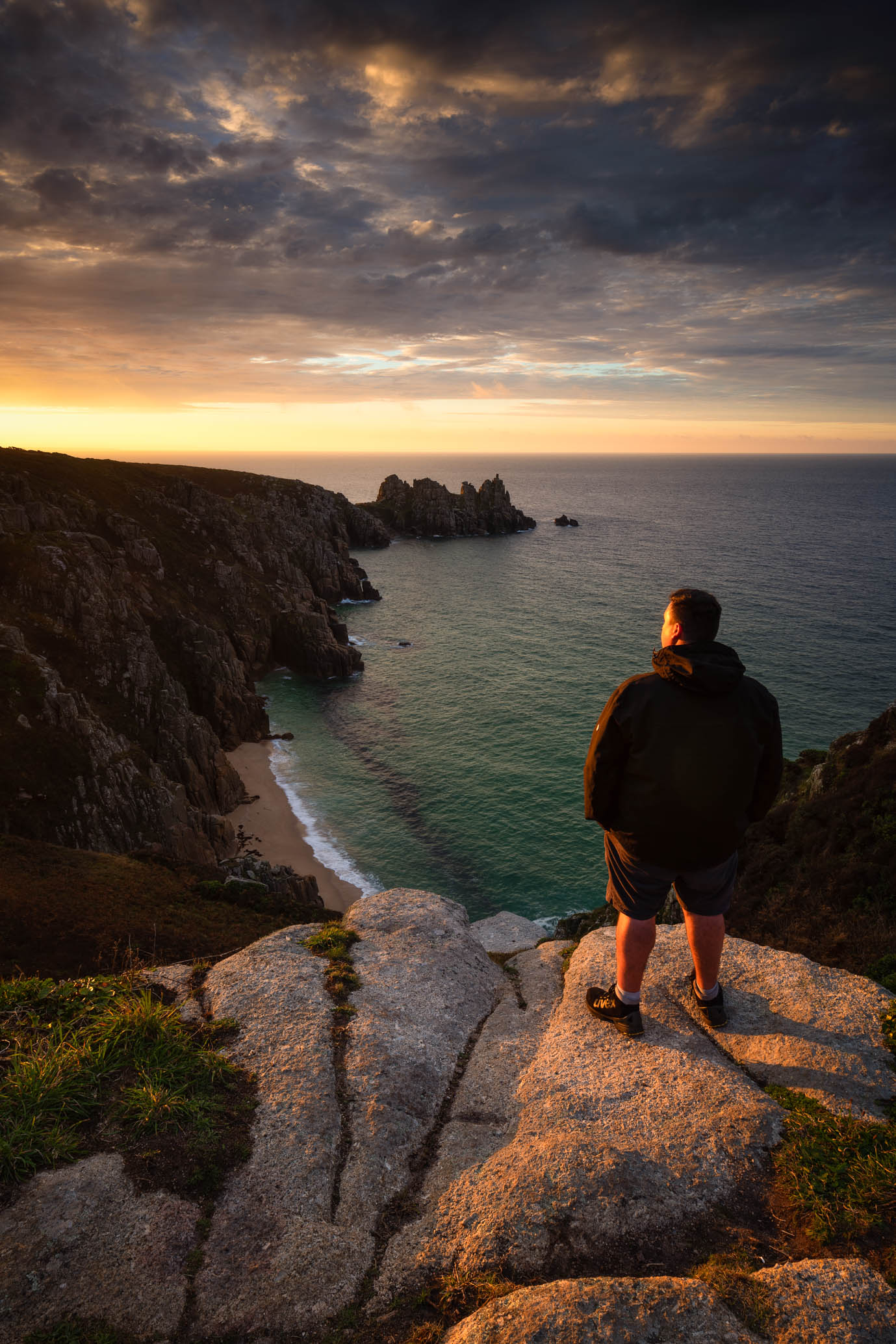 A Cornish Selfie