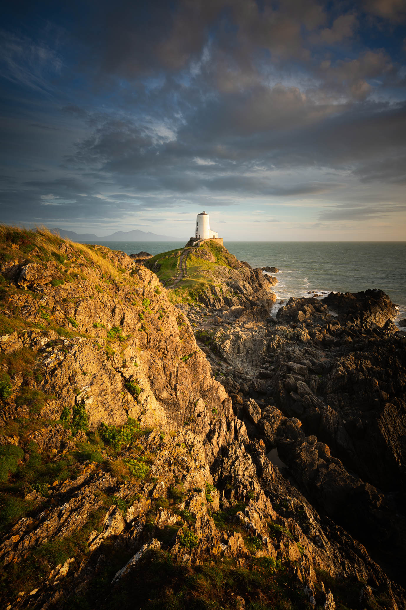 Anglesey light