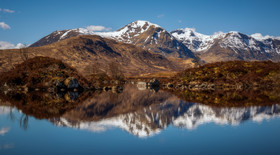 Reflections Of Loch Ba