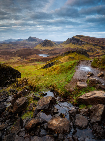 The Trotternish Ridge