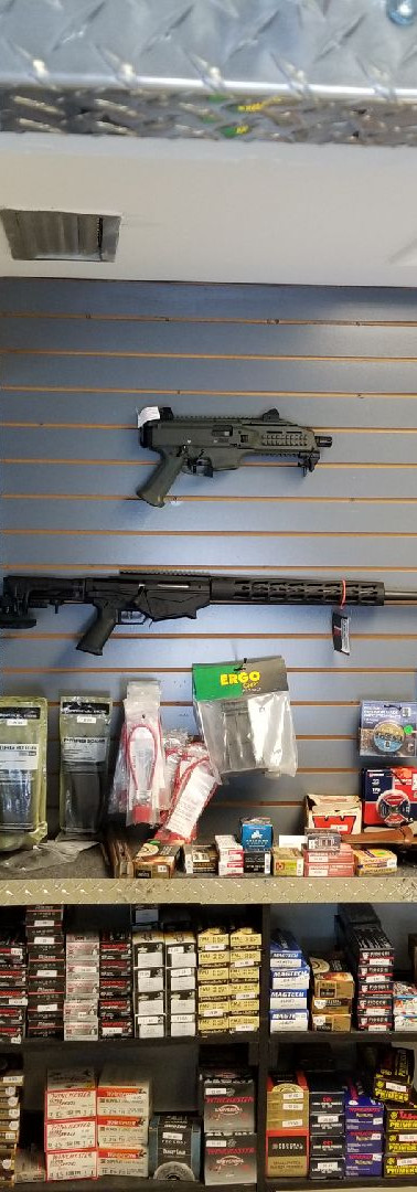 Plenty of Ammo in Stock