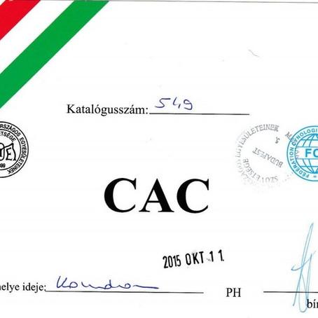 IDS Komárom, HUNGARY - 10 & 11. 10. 2015