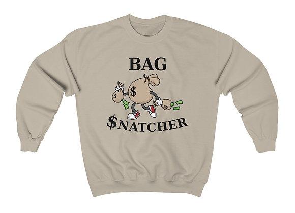 Bag $natcher Sweatshirt