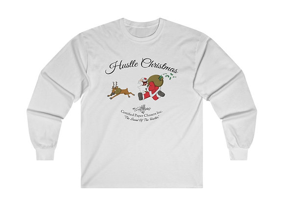 Hustle Christmas Long Sleeve Shirt
