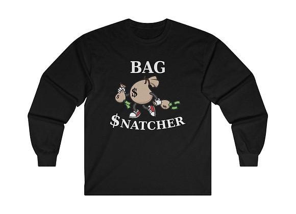 Bag $natcher Long Sleeve