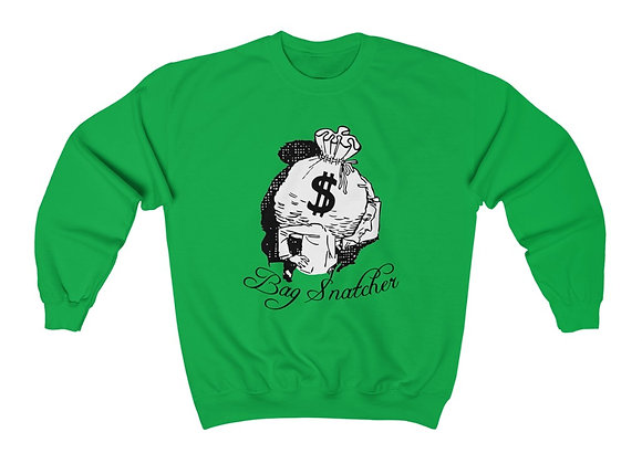Bag $natcher Sweatshirt
