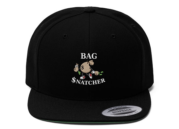 Bag $natcher Hat