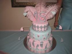 Quinceañera & Sweet Sixteen Cakes