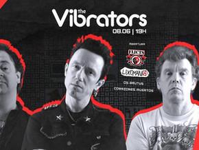 FLICTS E THE VIBRATORS (UK) NA JAI CLUB/SP