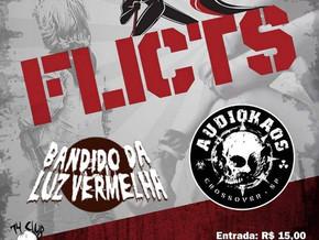 FLICTS DE VOLTA AO 74 CLUB EM SANTO ANDRÉ