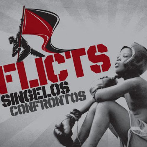 Flicts - Singelos Confrontos (CD)