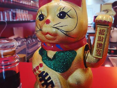 Traditionelle Glücksbringer im Feng Shui