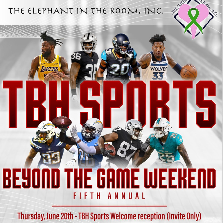 TBH Sports 5th Annual Beyond the Game Weekend
