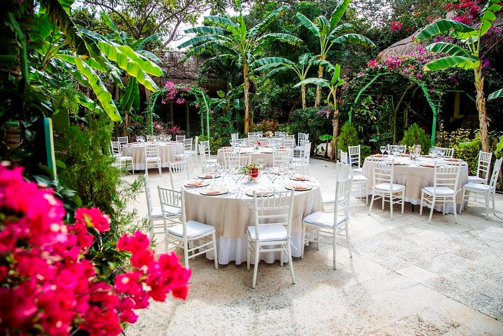 Extraordinary destination weddings