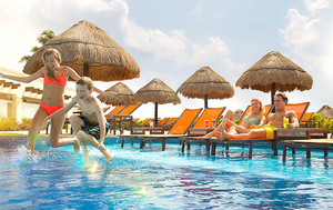 Kids stay free at Palace Resorts for a limited time!