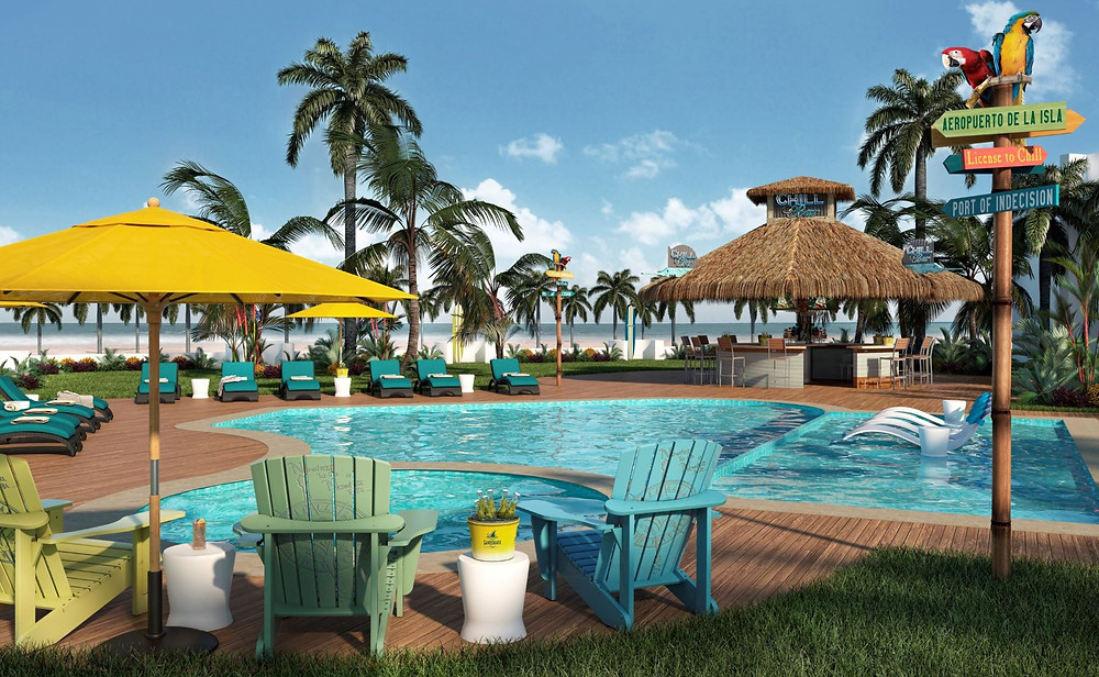 The Margaritaville Island Reserve Collection: Cancun