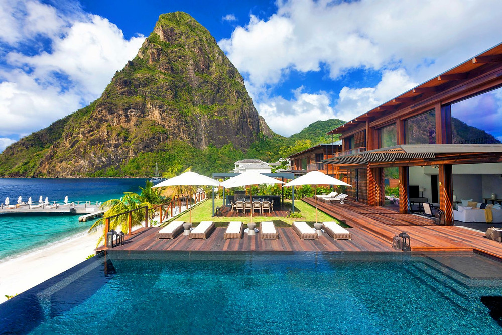 Here's why St. Lucia is the ultimate destination for romance and adventure