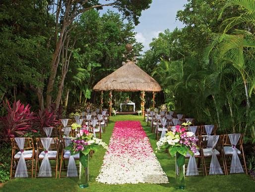 5 EPIC Destination Wedding Backdrops for Your Big Day
