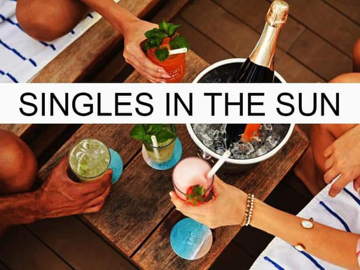 Singles in The Sun 2020: Don't miss it!
