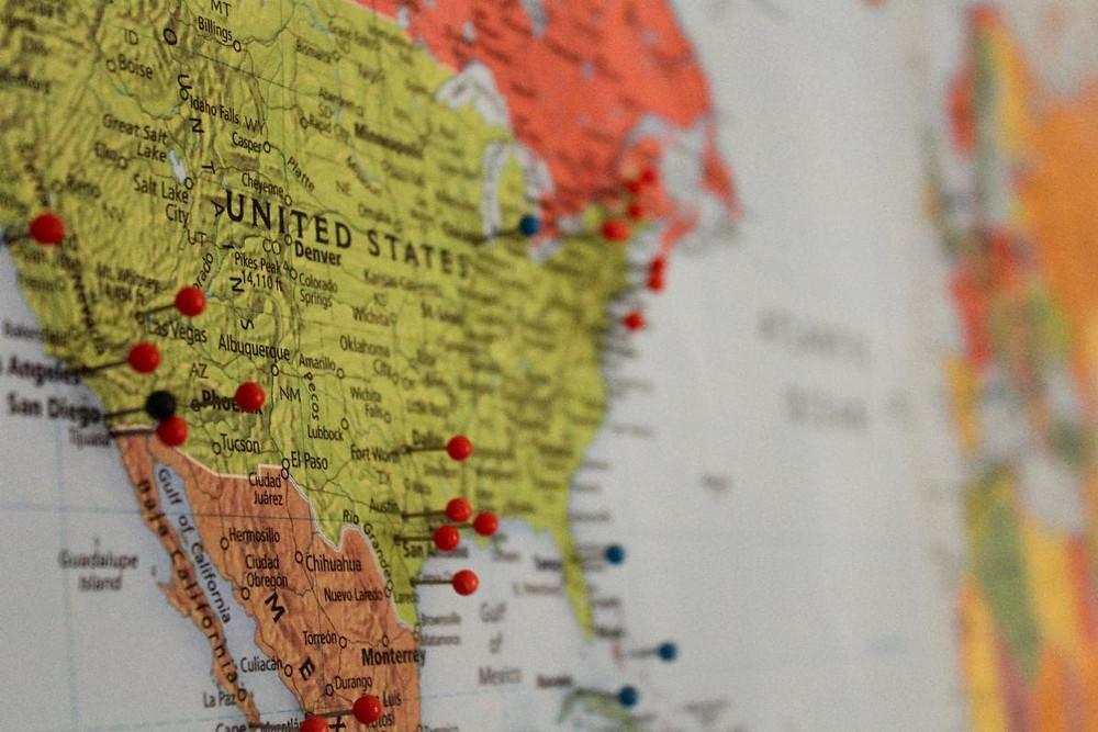 U.S. vacation destinations