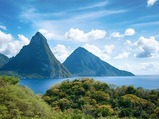 Escape to St. Lucia!