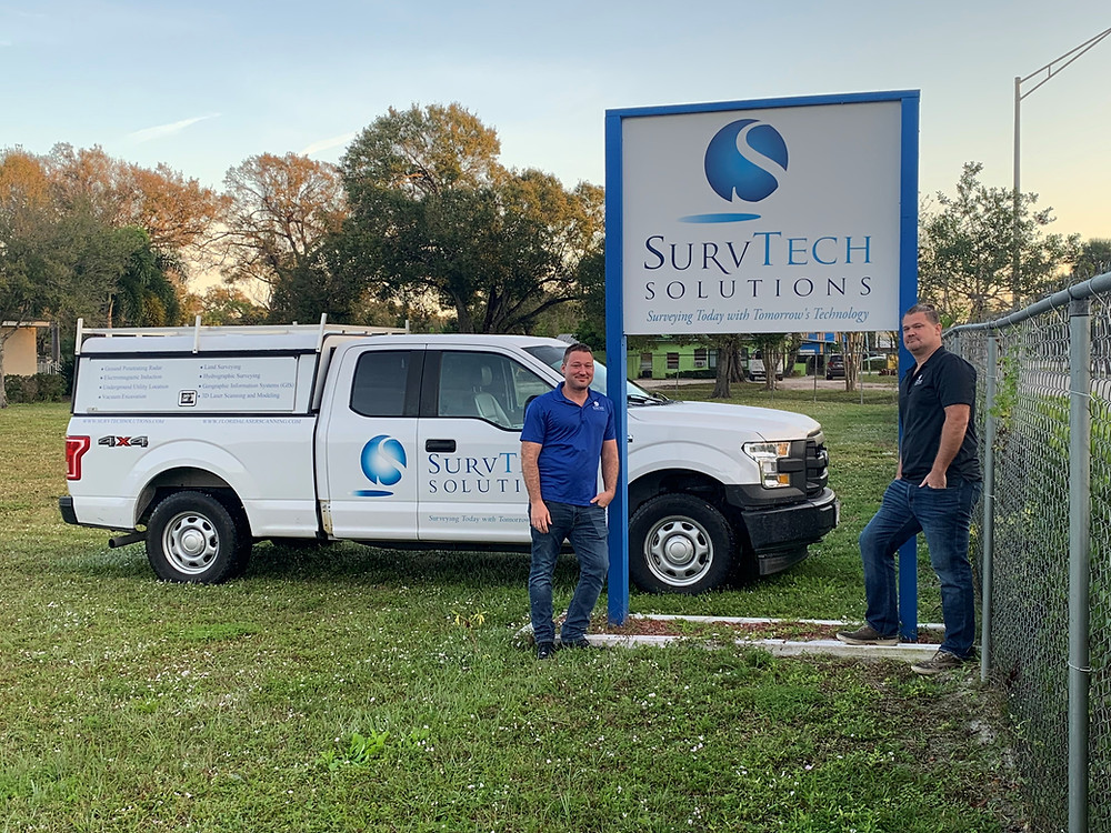 SurvTech Solutions Surveying in Fort Pierce Florida Treasure Coast and Space Coast