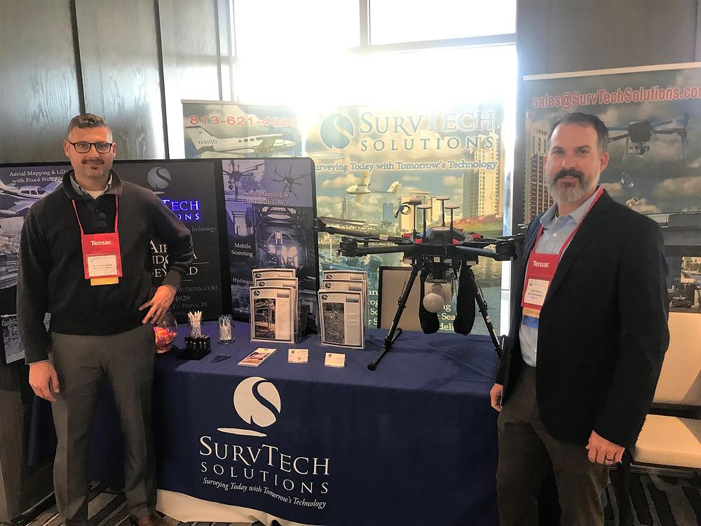 Jordan Kowenski and David Graves Present at FSBPA Tech Conference on behalf of SurvTech