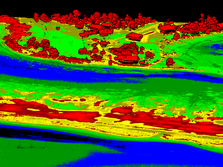 Utilizing Aerial LiDAR for Conservation