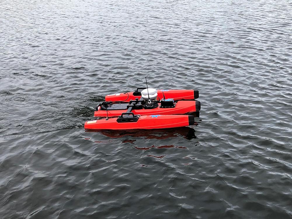 Hydrographic Survy Z-Boat 1250