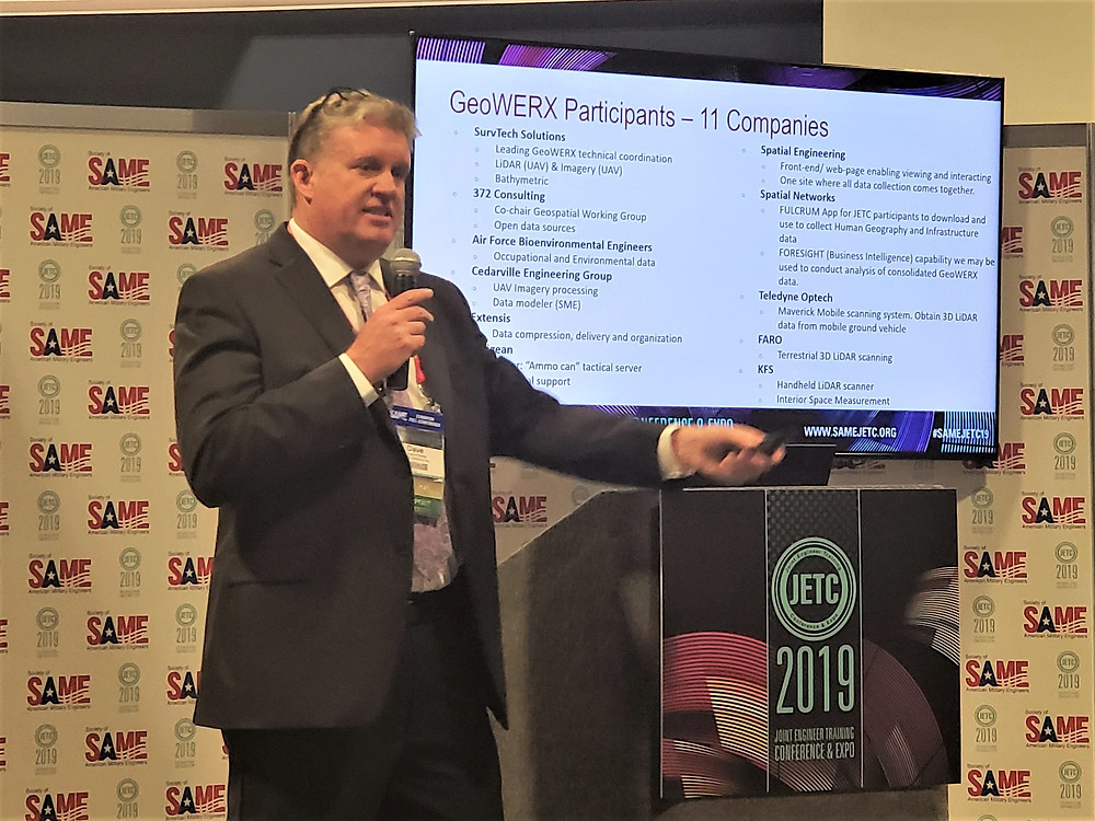 Dave Obrien Presents at Joint Engineer Training Conference and Expo
