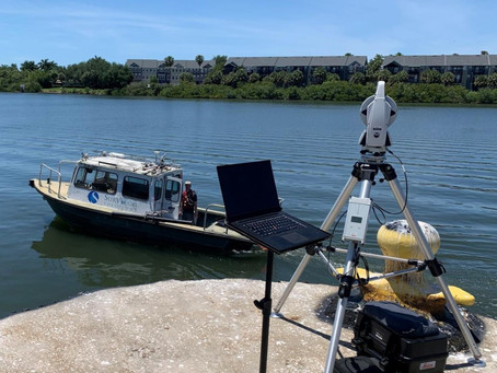 Using Multiple Survey Technologies in a Marine Environment