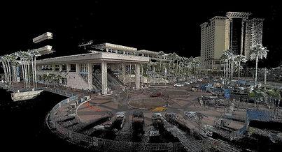 3D Laser Scanning in Tampa Florida
