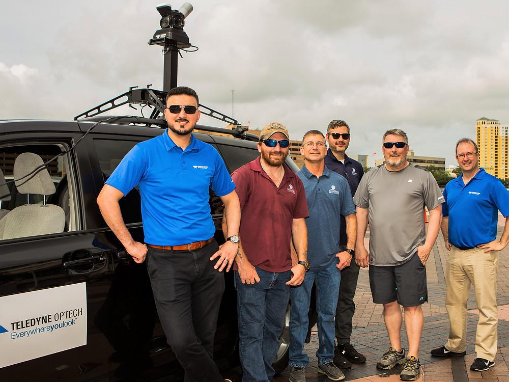 Laser Scan Crew