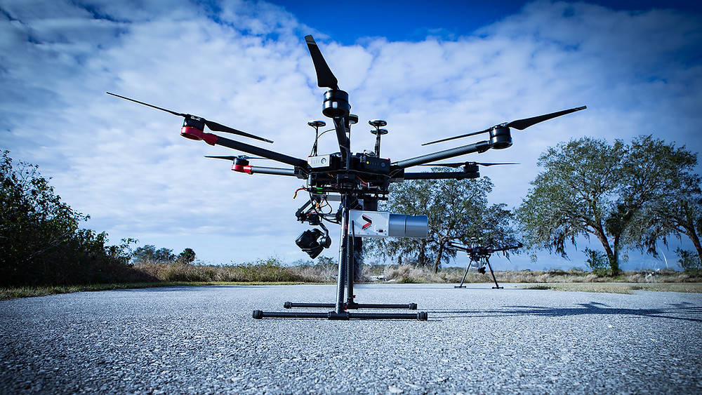 Unmanned Aerial Vehicle (UAV) Drone