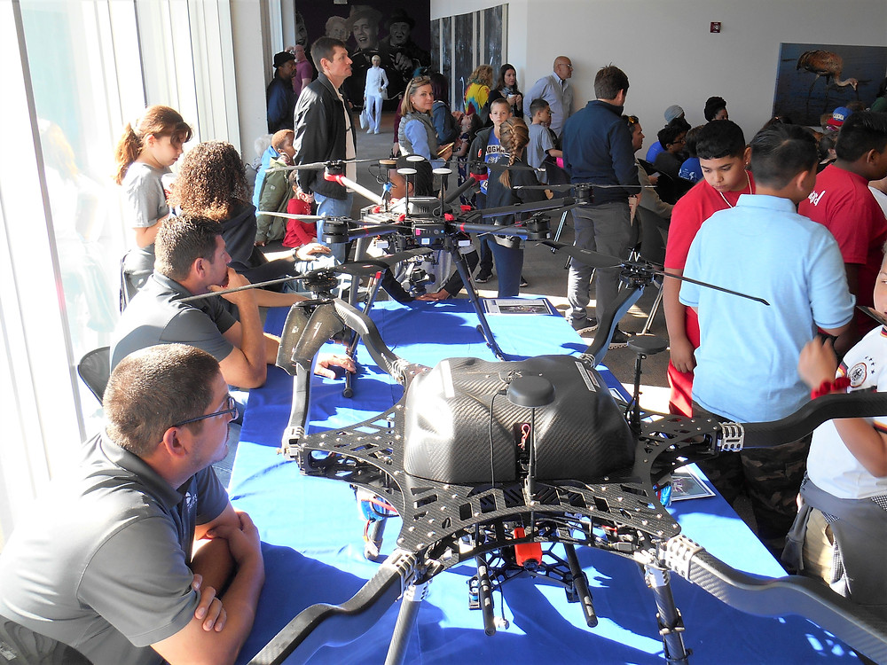UAV at RoboFest
