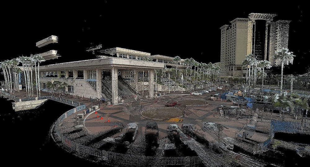 LiDAR Point cloud Data